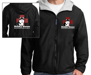 Image of Black Husky House Jacket